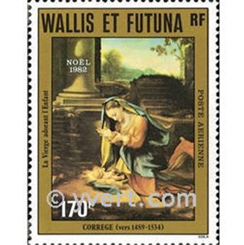 n° 121 -  Timbre Wallis et Futuna Poste aérienne