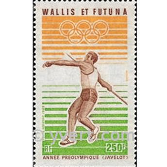 n° 126 -  Timbre Wallis et Futuna Poste aérienne