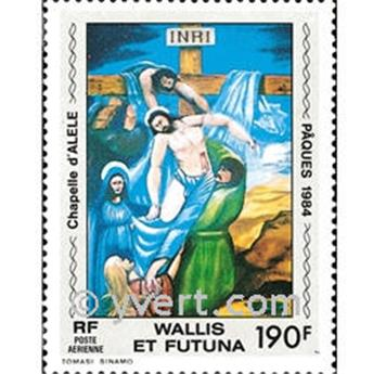 n° 135 -  Timbre Wallis et Futuna Poste aérienne