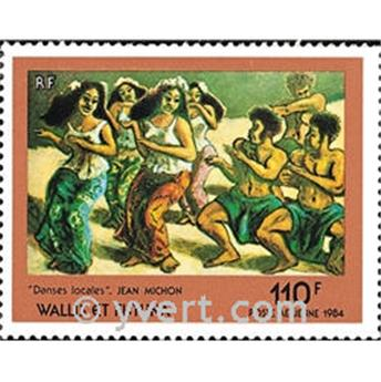 n° 140 -  Timbre Wallis et Futuna Poste aérienne