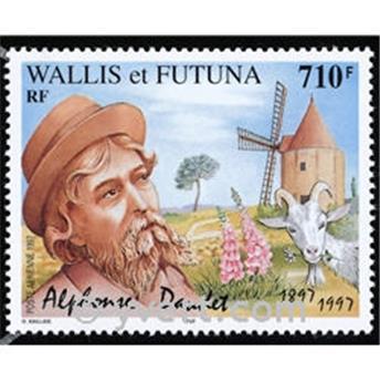 n° 202 -  Timbre Wallis et Futuna Poste aérienne