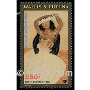 n° 207 -  Timbre Wallis et Futuna Poste aérienne
