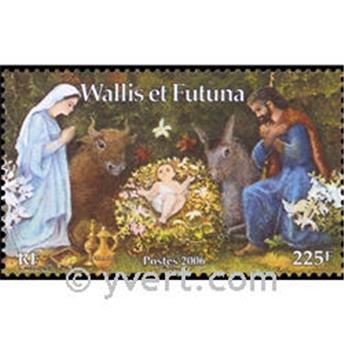 n° 21 -  Selo Wallis e Futuna Blocos e folhinhas