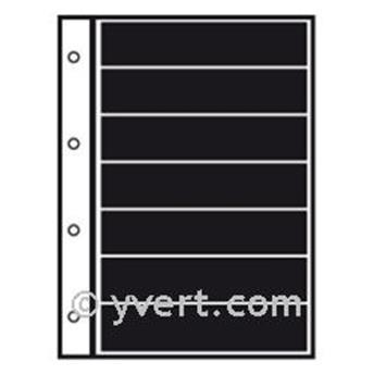 Inserts INITIA: 7 strips
