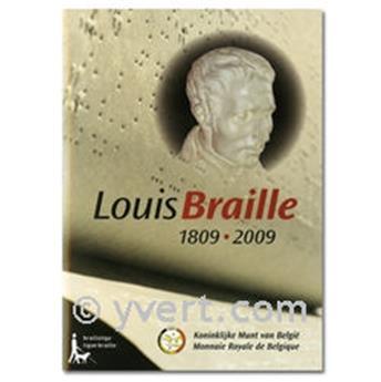 BU : BELGIQUE 2009 (LOUIS BRAILLE)