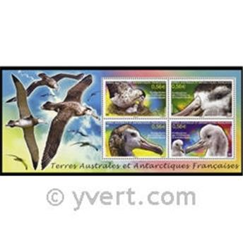 nr. 24 -  Stamp French Southern Territories Souvenir sheets