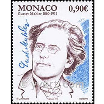n° 2702 -  Selo Mónaco Correios