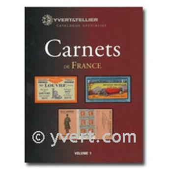 CARNETS DE FRANCE Volume I (1906-1926)