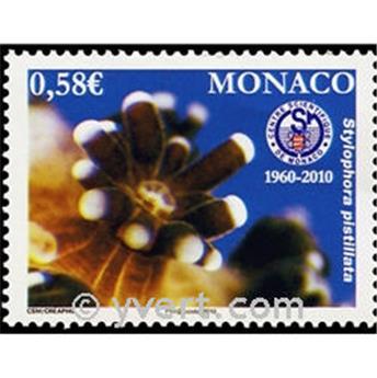 n° 2752 -  Timbre Monaco Poste