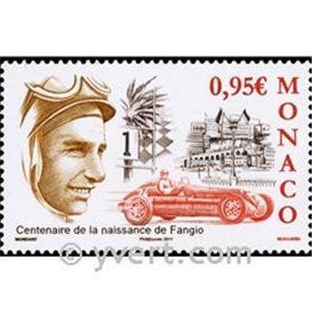nr. 2761 -  Stamp Monaco Mail