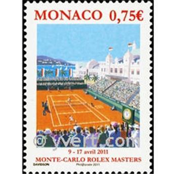 n° 2772 -  Selo Mónaco Correios