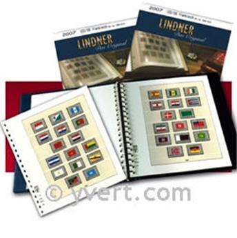 FRANÇA LINDNER-T:  1849-1940-LINDNER®