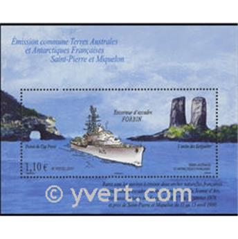 nr. 26 -  Stamp French Southern Territories Souvenir sheets