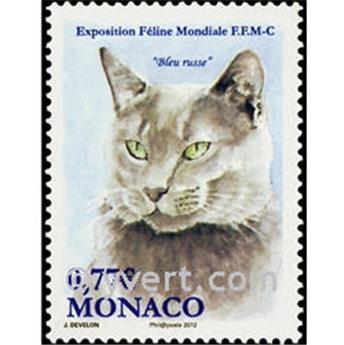 n° 2810 -  Timbre Monaco Poste