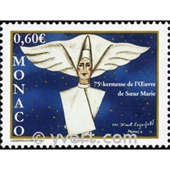 n° 2821 -  Timbre Monaco Poste