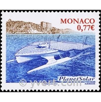 n° 2824 -  Timbre Monaco Poste