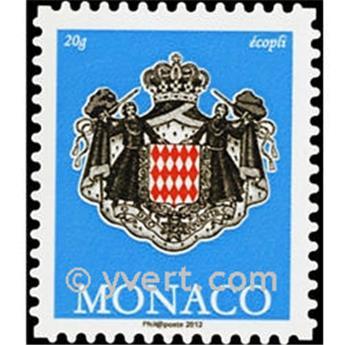 n° 2826 -  Timbre Monaco Poste