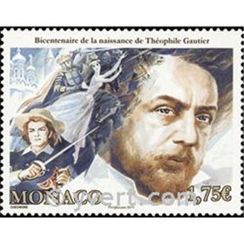n° 2800 -  Timbre Monaco Poste