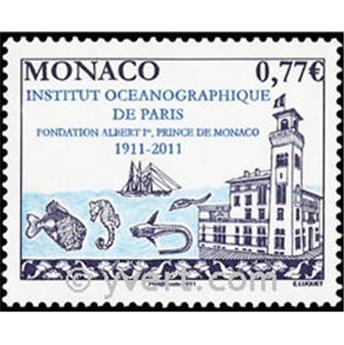 n° 2796 -  Timbre Monaco Poste