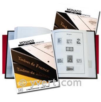 MONACO MS : 2012 (jeux sans pochettes)