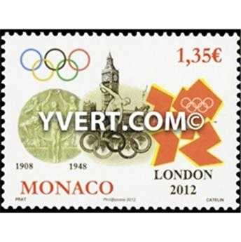 nr. 2836 -  Stamp Monaco Mail