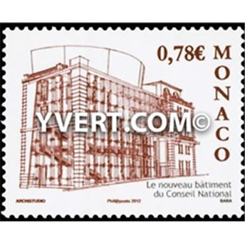 nr. 2841 -  Stamp Monaco Mail