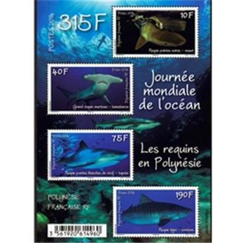 n° 41 - Stamps Polynesia Souvenir sheets