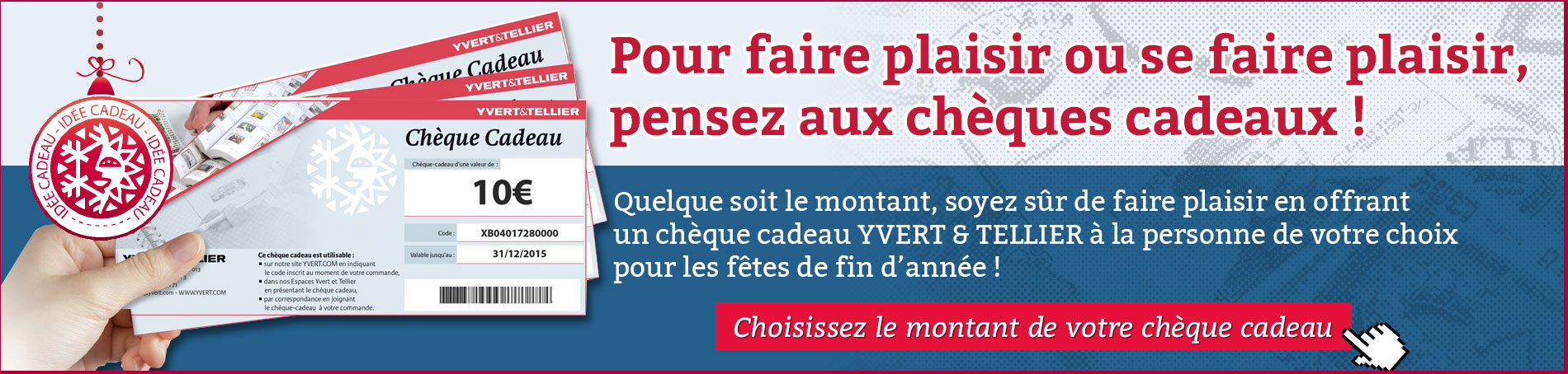 Slide 23 - Cheque Cadeau