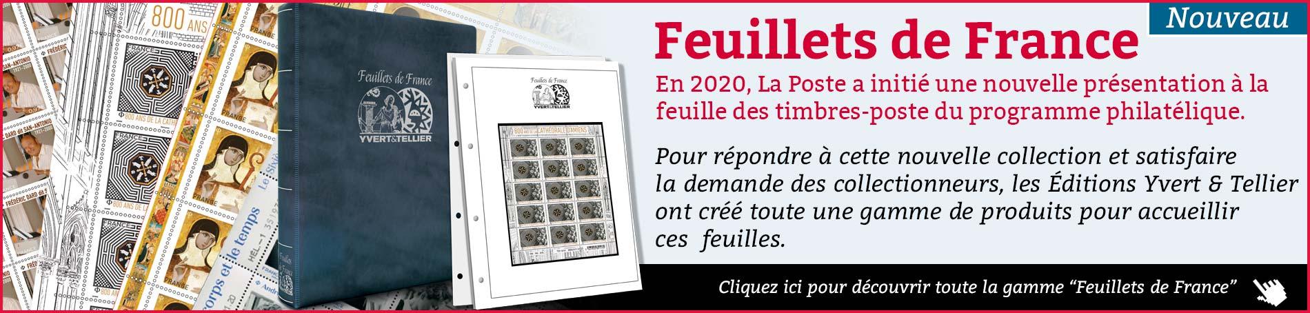 Feuilets de France